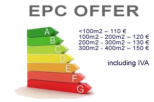 Property Listing EPC Spain